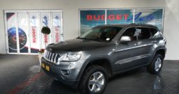 Jeep Grand Cherokee 3.0l V6 Crd Overland