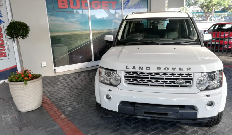 Land Rover Discovery 3 Td V6 Se A/t full