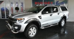 Ford Ranger 3.2TDCi WILDTRAK 4X2 Double Cab B